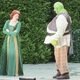 Fiona Kate Wright and Shrek Jeff Santoro face off before love blooms