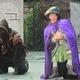 Neil Kirschling plays the tiny villain, Lord Farquaad.