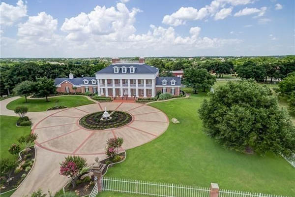1312 John McCain Road, Colleyville. Photo courtesy of Realtor.com