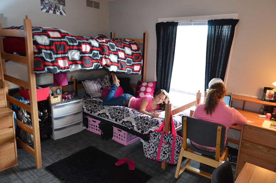 Colleges Adding Amenities To Enrich Campus Life