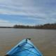 Thumb kayak