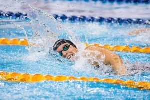 Local Hannah Cox Finishes 8th in the 400-meter Freestyle at the Olympic Trials - Jul 28 2016 1055AM