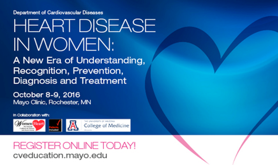 Mayo Clinic's 2nd Annual Heart Disease in Women CME Course