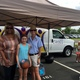 CROSS Services at the Maple Grove National Night Out Kickoff Aug. 2, 2016 at the Maple Grove Community Center. (photo by Wendy Erlien)