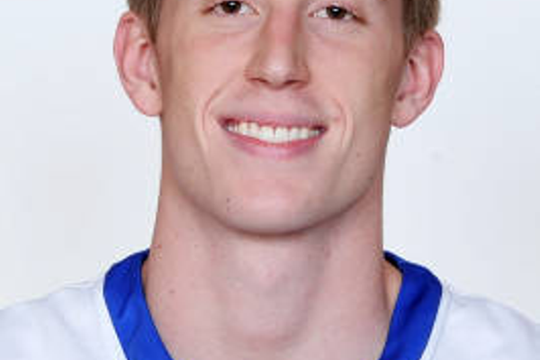 Southlake native Brett Jolly. Photo courtesy of Saint Louis University Athletics.