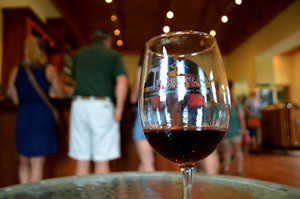 Dahlonega Wine Trail Weekend 2016 - start Aug 20 2016 1230PM