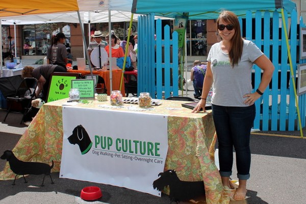 Pup Culture at Woofstock, presented by Good Karma Animal Rescue of MN, at The Shoppes at Arbor Lakes Aug. 6, 2016. (photo by Wendy Erlien)