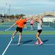 Osseo tennis team