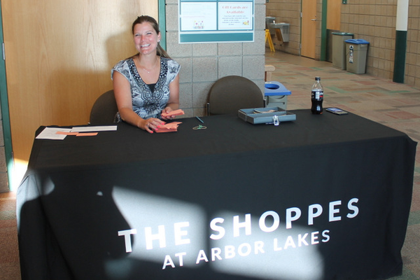 The Shoppes at Arbor Lakes, along with the city of Maple Grove Parks & Recreation, were the organizers for the Back-to-School Fashion Preview