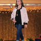 Kaylen D. models clothes from Apricot Lane during the annual Back-to-School Fashion Preview Aug. 17, 2016 at the Maple Grove Community Center. (Photo by Wendy Erlien)