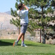Jordan's Drew Olson tees off at tryouts this summer. —Billy Swartzfager