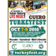 2016 - 44th Annual Cuero Turkeyfest October 7-9 - Sep 04 2015 0807PM