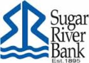 Medium sugarriverbank