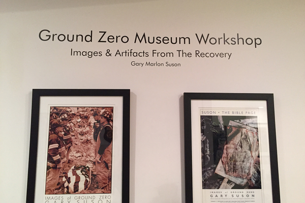 The Ground Zero Museum  Workshop, New York City