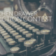 Kitchen Drawers Third Annual Fiction Contest is Here - Sep 19 2016 0136PM