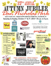 Autumn Jubilee - start Oct 01 2016 1000AM