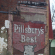 Pillsbury's Sign