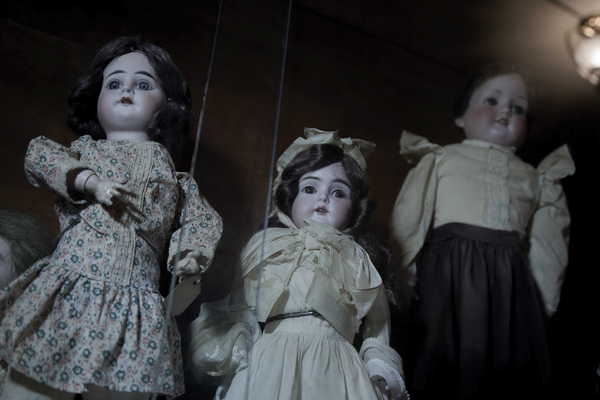 Dolls, Photo courtesy of Brett McGinnis