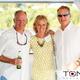 Ejner Johnson, Board of Directors Member Nancy Johnson, and Tom Ruff