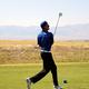 Bingham junior golfer Ethan Fowlks (Steve Peterson/Bingham Coach)