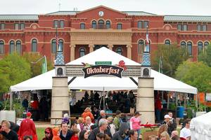 Top Six Things to Experience at Oktoberfest Southlake - Oct 05 2016 1113AM