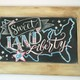 Lori Howell's chalk artwork hangs in her house. (Tori La Rue/City Journals)