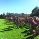 Runners take off at the beginning of the Murray Invite at Murray Park on Sept. 9. (Travis Barton/City Journals)