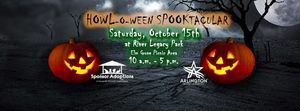 HOWL-o-ween SPOOKtacular - start Oct 15 2016 1000AM
