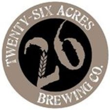 Twenty-Six Acres Brewing Company - Concord NC