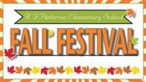 RFP Fall Festival - start Oct 29 2016 0800AM