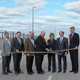The Highway 610 ribbon cutting was attended Oct 20 by several dignitaries photo by Wendy Erlien