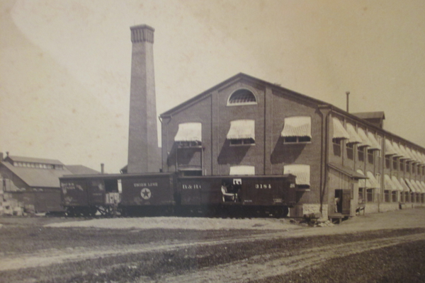 The Oxford Caramel Factory was a self-contained manufacturing and packaging business that operated from 1892 to 1933.