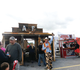 "Fire departments from across the state competed in a chili cook-off on Sept. 24. American Fork Fire Department won ""Best Booth"" for their saloon-style stand. (Tori La Rue/City Journals)"