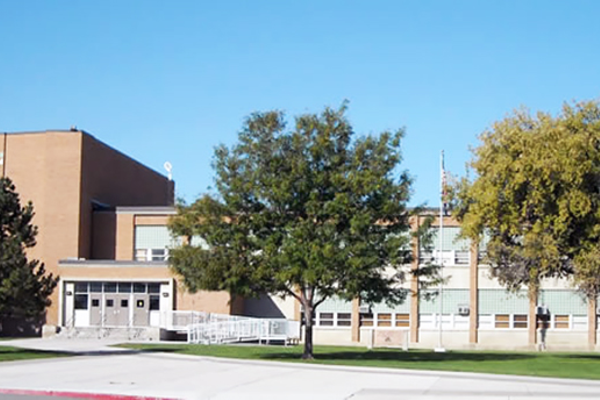 The Jordan School District's proposed bond includes the rebuilding of West Jordan Middle School. (West Jordan Middle School)