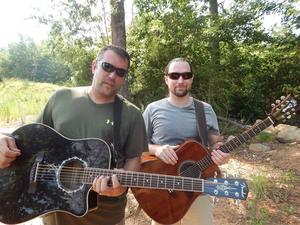 Staton-Bush Acoustic Duo at High Branch - start Oct 29 2016 0500PM