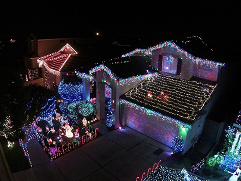 the 10 spot must see christmas lights in the sacramento region - Where To Go See Christmas Lights