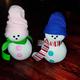 Sock Snowmen - 11282016 0845AM