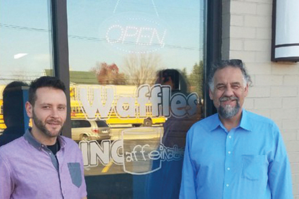 Waffles INCaffeinated Opens in Wexford