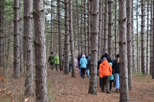 Celebrate the New Year with a First-Day Hike - Nov 27 2016 0526PM
