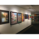 The artwork was on display at the Whitmore Library throughout the month of October. (Kelly Cannon/City Journals)