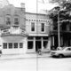 The Sharon Movie Theater on Farnsworth Avenue as it appeared in the 1950s It was formerly known as the Fox Theater
