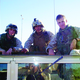 Veterans Lance Cpl. Adam Wuestoff, Sgt. Michael Terry and Lance Cpl. Randy Gordon. (Michael Terry)