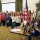 Jordan Ridge's Veterans Day program tears up veterans, seniors