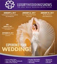 Medium luxury wedding shows california bridal shows