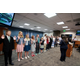 Herriman Youth Council members take the oath of office at the Herriman City Council Chambers on Nov. 9. (Destiny Skinner/Herriman City)