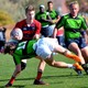 Herriman junior Taysan Hammer turned heads this fall. His coaches said he scored so often they lost count. (Shelli Simmons/Herriman Rugby)