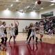 Maple Grove Senior High Girls Basketball team verses Buffalo High School Dec. 10, 2016. (photo by Wendy Erlien)