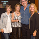 Cathy Statham, Sherie and Bill Tobin, and Cynthia Lowery