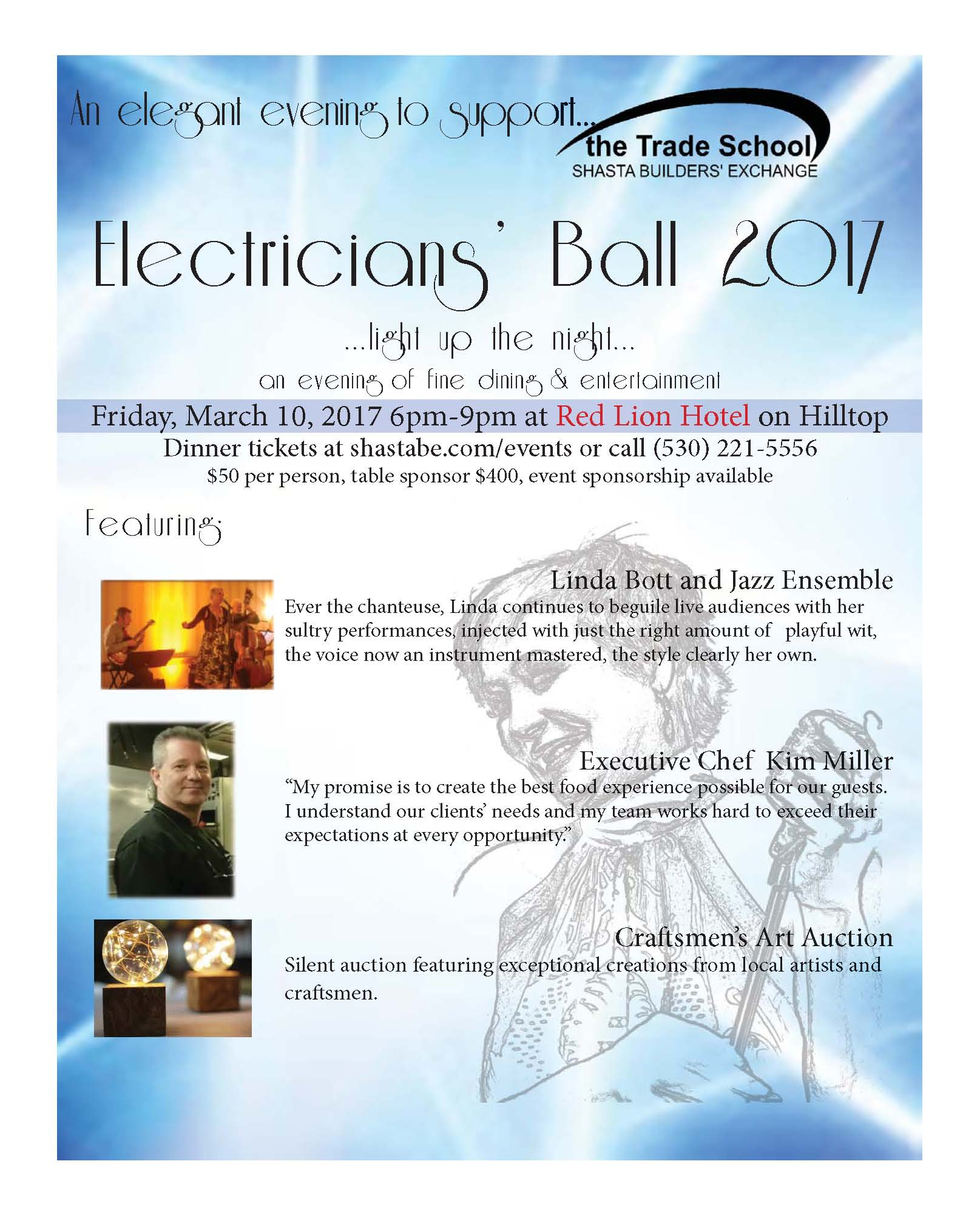 Electricians  20ball 20flyer