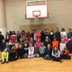 Smiling faces as kids returned from their day at the slopes. (Karen Oliver/Oakwood Elementary)